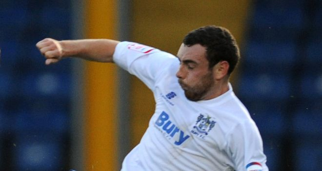 Worrall: Netted for Bury