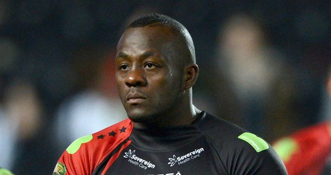 Phil Joseph: Signed to Widnes Vikings after impressing on trial at the Stobart Stadium