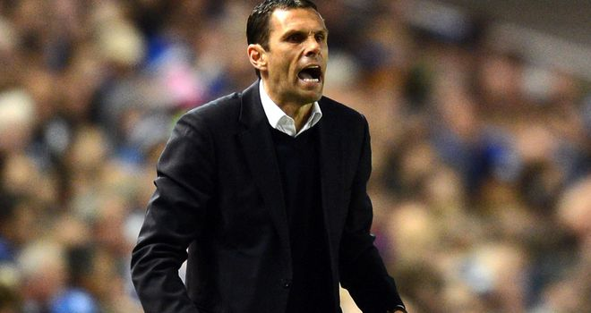 Gus Poyet: Brighton manager wants to challenge this season