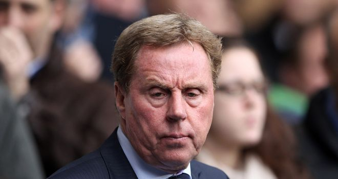 Harry Redknapp: Unsure if his Spurs side will finish third or in the top five