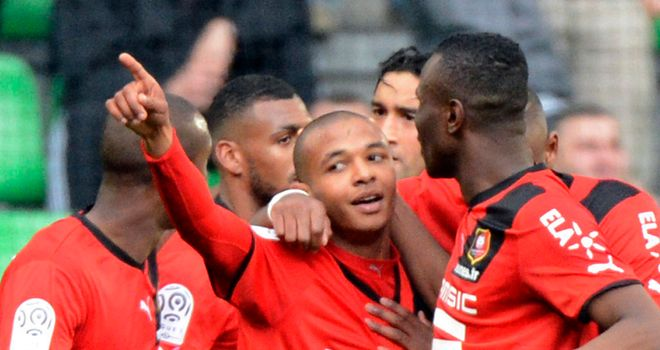 Yacine Brahimi: Ready to quit Rennes and has been linked with Aston Villa