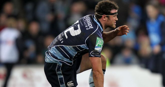 Jamie Roberts: Cardiff Blues star is rugby's 'Everest'