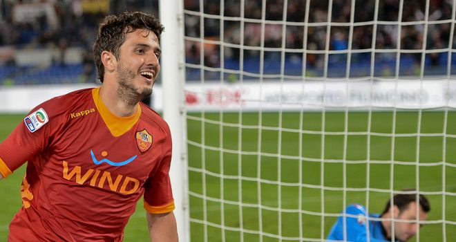 Marquinho: The midfielder enjoyed a successful loan spell with Roma