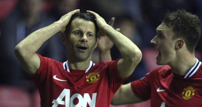 Ryan Giggs: Gives credit to Wigan, but felt United were below par