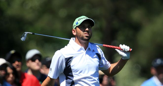 Sergio Garcia: Has played 54 majors without winning