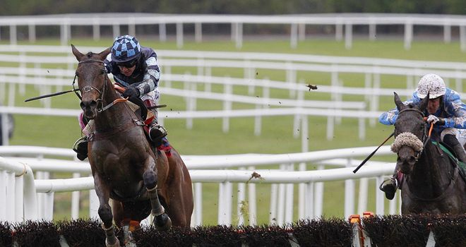 Racing Post Hurdle next for Snap Tie (L)