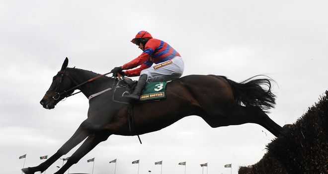Sprinter Sacre: Sandown hopeful