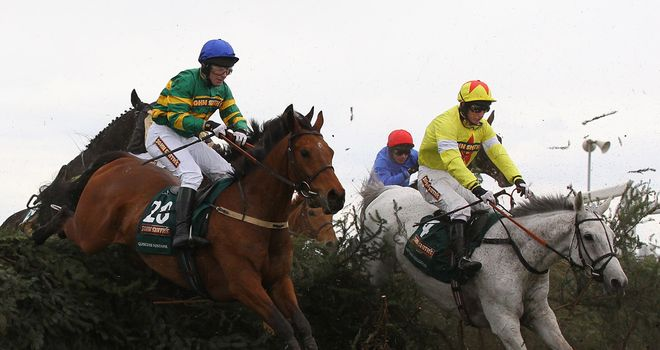 Aintree: Trialling new fences