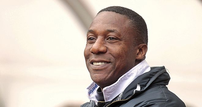 Terry Connor: Believes the pressure will be on Wolves next season