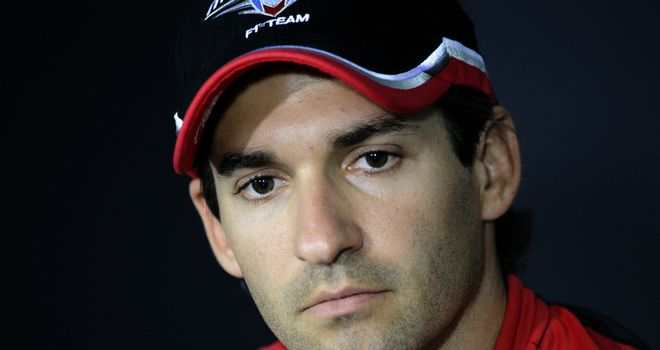 Timo Glock: Says Marussia have made a 'clear step forward'