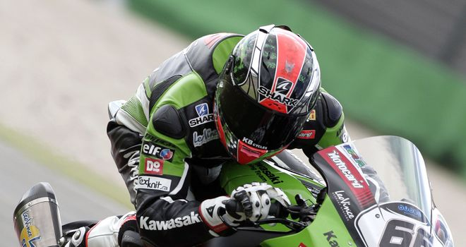 Tom Sykes: impressive ride in Italy