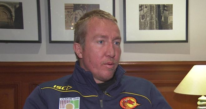 Trent Robinson: Not underestimating Sheffield Eagles
