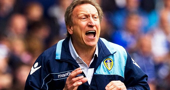 Neil Warnock: Looking to add a striker to his ranks before the Bristol City game