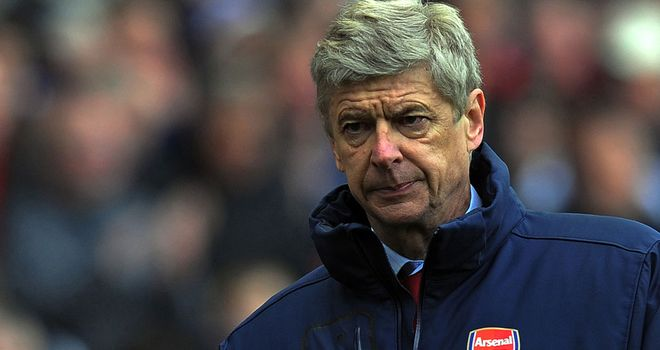 Arsene Wenger: The Frenchman still has two years to run on his current deal