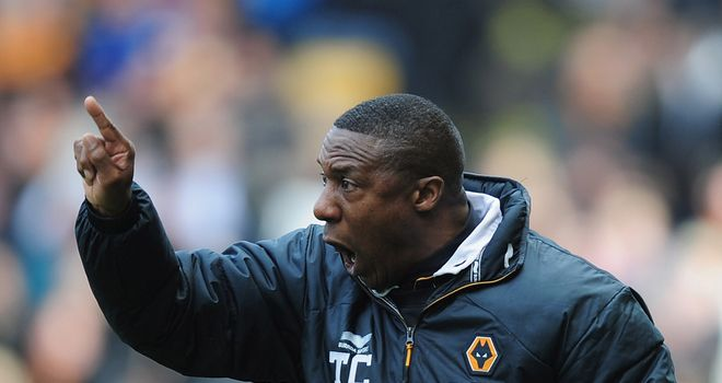 Terry Connor: Hailed his Wolves side's 'spirit, energy and drive'