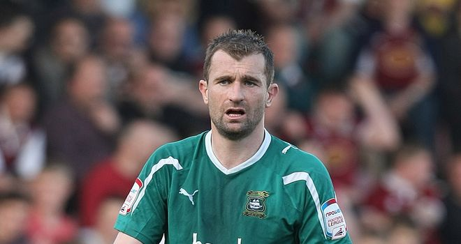 Paul Wotton: Scored from the spot