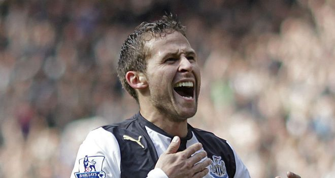 Yohan Cabaye: Looking forward to Toon's Europa League campaign