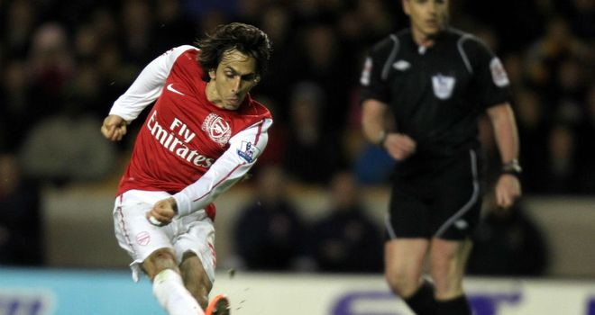 Yossi Benayoun: Arsenal's on-loan midfielder is now back to his best, according to Arsene Wenger