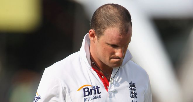 Andrew Strauss: Determined to carry on