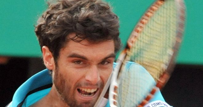 Pablo Andujar: Will look to defend his Casablanca title against compatriot Ramos