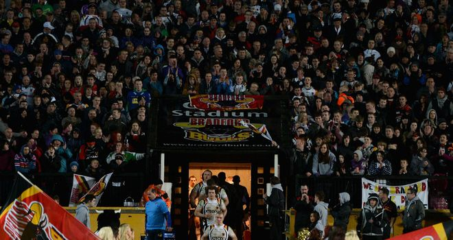 Bradford Bulls: Super League's club future is in doubt due to financial woes