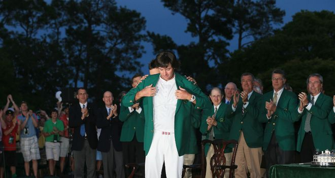 Who will follow Bubba Watson as Masters champion?