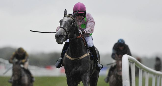 Champagne Fever: The mount of Ruby Walsh in the Royal Bond