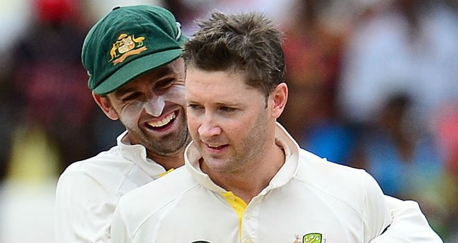 Michael Clarke: Knows Australia need to keep improving