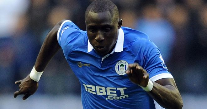 Mohamed Diame: Midfielder will leave Wigan this summer and should have no shortage of suitors