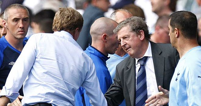 Roy Hodgson: Was surprised by Harry Redknapp's sacking at Tottenham