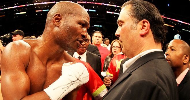 Bernard Hopkins: His technical skills were too good for Tavoris Cloud