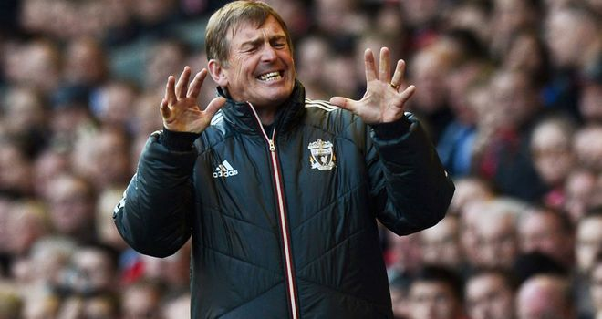 Kenny Dalglish: Looking to repay Liverpool for the opportunities they have given him