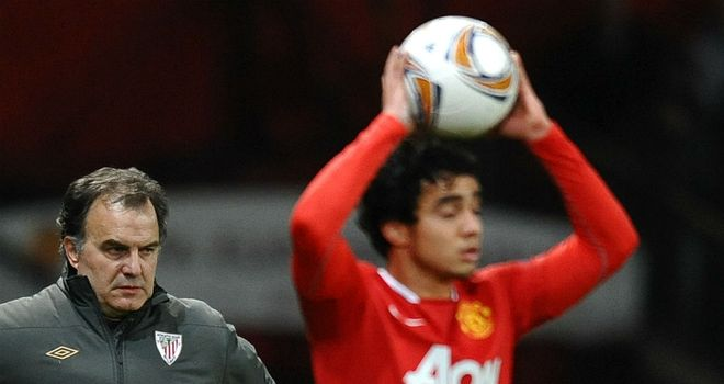 Rafael: Delighted to help Manchester United keep another clean sheet at Blackburn
