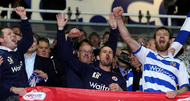 Reading have already clinched promotion to the Premier League