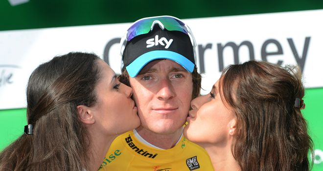 Bradley Wiggins: Stayed cool under pressure to ensure overall victory in Romandie