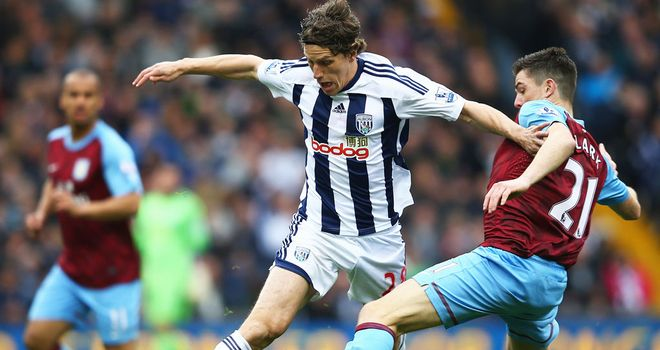 Billy Jones: West Brom want to repeat last season's achievement of finishing as the top team in the Midlands