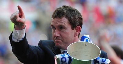Dean Hoyle: Says Huddersfield will be patient regarding any further deals