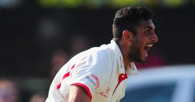 Ajmal Shahzad: Looking to reignite his England career at Notts