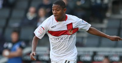Angelo Balanta: Starred for MK Dons