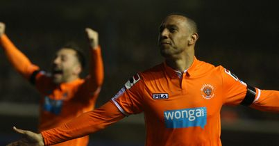 Matt Phillips: Misses out for Blackpool