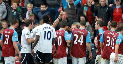 Rose: Sees red at Villa Park