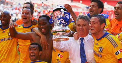 Guus Hiddink: Will call it a day at the end of this season