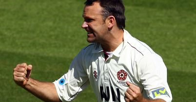 James Middlebrook: New two-year deal at Northants
