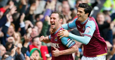Nolan: Opened the scoring at Upton Park