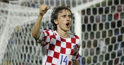 Luka Modric: On his way to Spain, according to former team-mate Bilic
