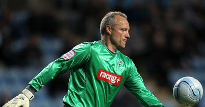 Maik Taylor: Northern Ireland's new goalkeeping coach