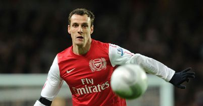 Sebastien Squillaci: Says clubs are like businesses after a difficult spell at Arsenal