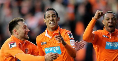 Ince: Produced a dazzling display for hosts