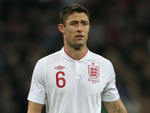 Gary Cahill: Preparing to face Ukraine