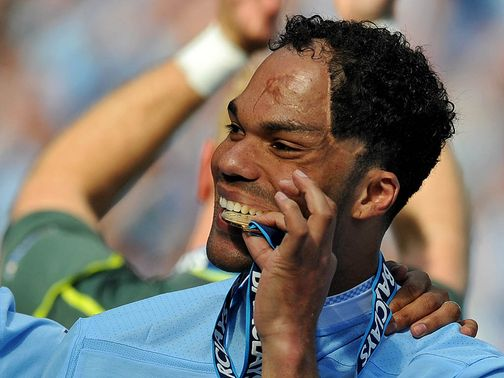 Joleon Lescott: Happy at Manchester City